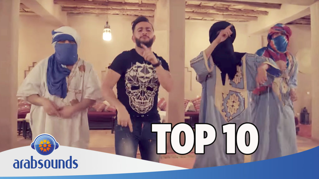 Arab Top 10 Week 22 2017