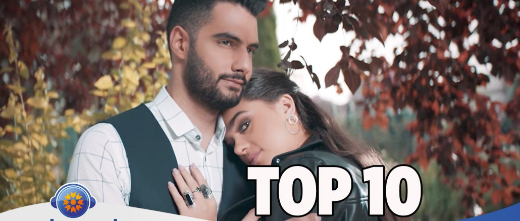 Arab Top 10 Week 43 2017