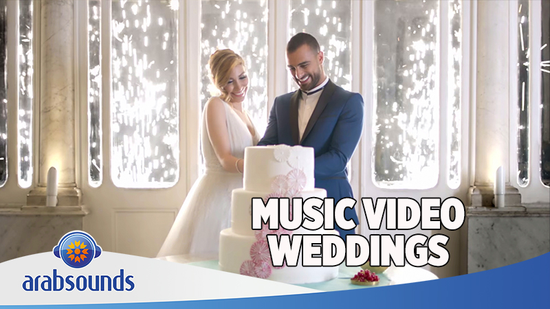 arabic music video weddings