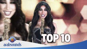 Arab Top 10 Week 34 2017