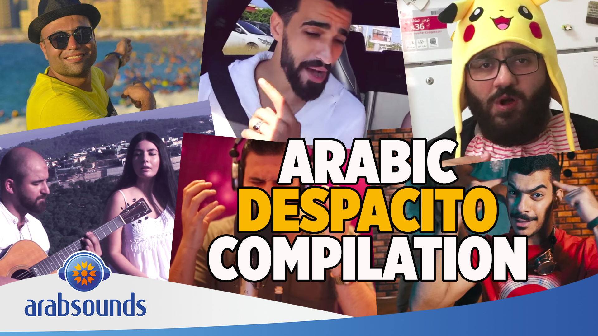 arabic despacito compilation