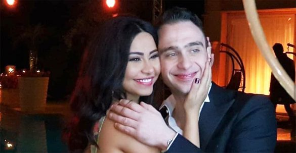 sherine abdel wahab hossam habib married