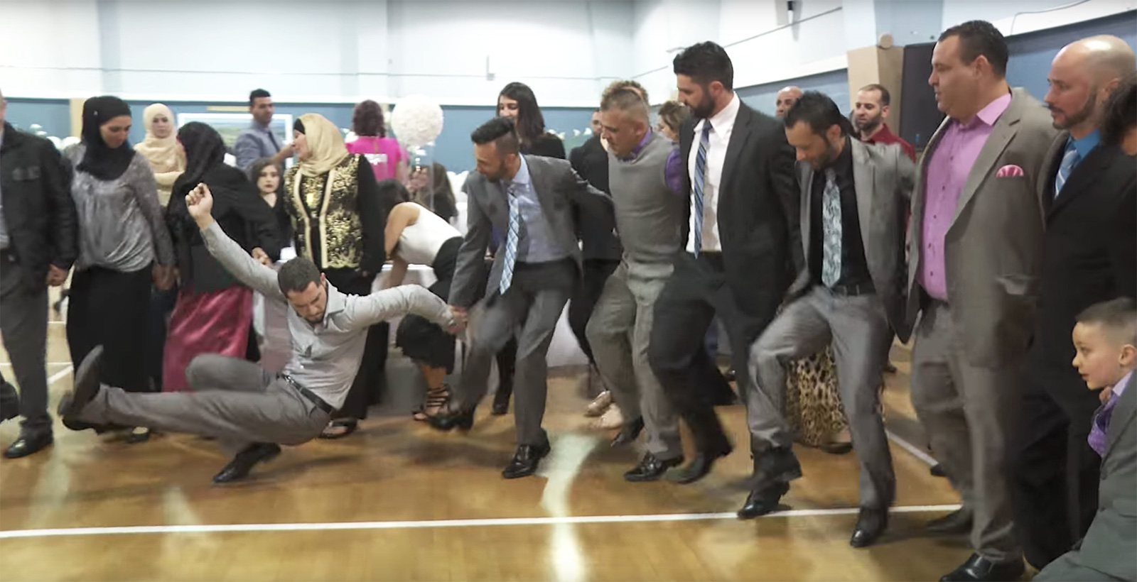How to Dabke (with Pictures) - wikiHow