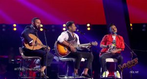 mbc the voice season 4 episode 3 hamaki