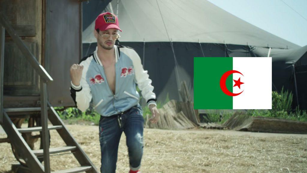 trending tracks algeria
