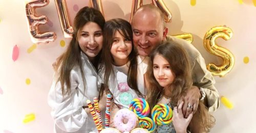 nancy ajram daughter ella