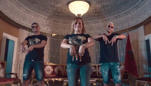 DJ Hamida ft. Laila Chakir & LECK - Zinaoua