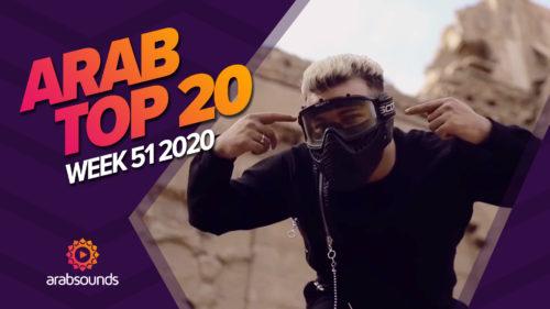Arabsounds Top 20 week 51 2020