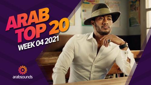 Arab Top 20 week 04 2021