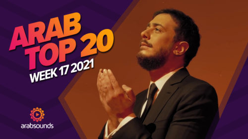 Arab Top 20 week 17 2021 saad lamjarred