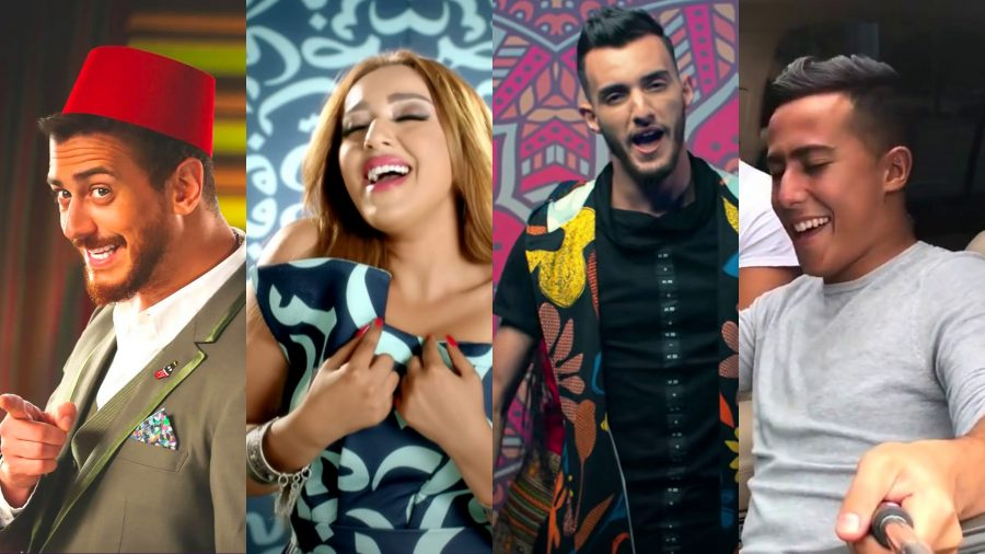 Most viewed moroccan songs of all time on YouTube