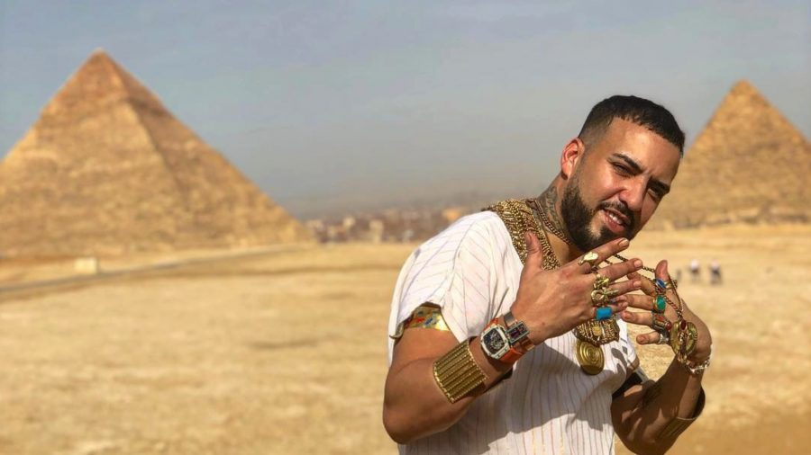 french montana egypt pyramids