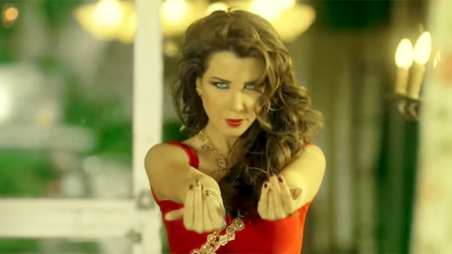 YouTube/Nancy Ajram